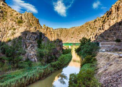 Desfiladeros del río Jalón