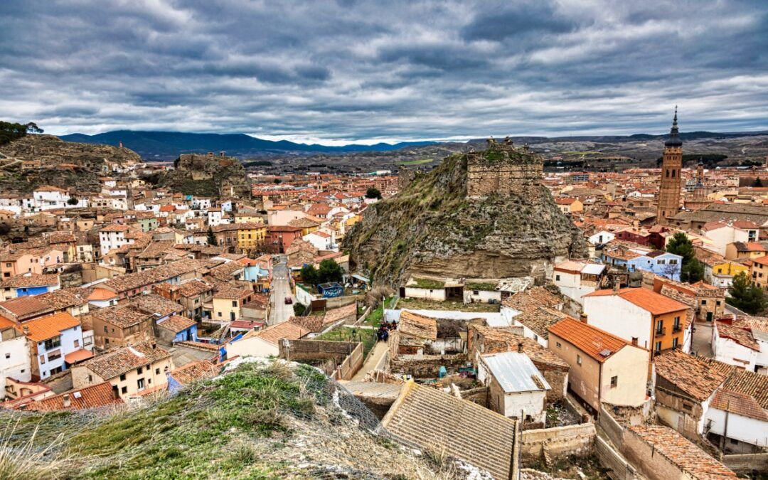 Castillo de Ayud