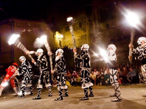 Dance y Contradanza de Cetina