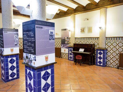 Exposición permanente Alhama en…