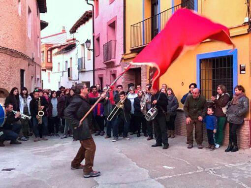 Dance del Villano y Baile de la Bandera